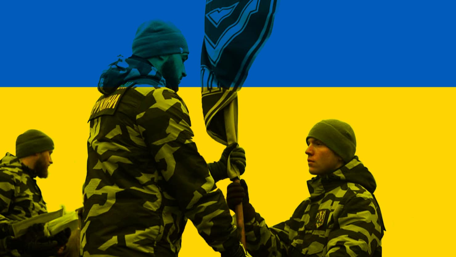 The Frightening Far-Right Militia That's Marching in Ukraine's Streets, Promising to Bring Order
